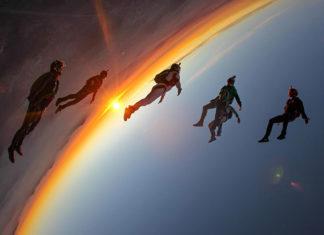 Przeżycie jedyne w swoim rodzaju czyli skok ze spadochronem