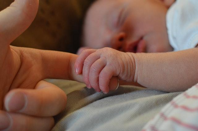 Wyprawka dla niemowlaka do szpitala