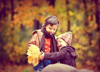 czapka i komin dla chłopca