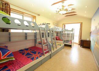 Łóżka dla dzieci podwójne